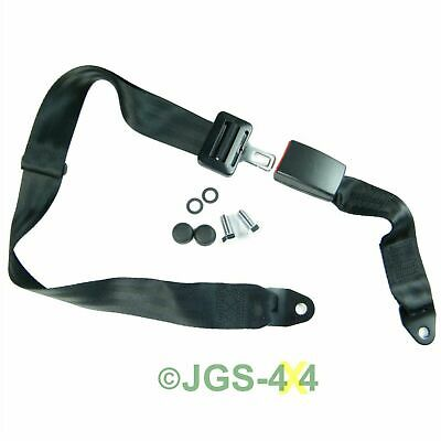 Land Rover Series & Defender Centre & Rear Static Seat Lap Belt