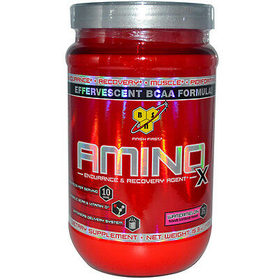 BSN Amino X - 30 Servings - Watermelon