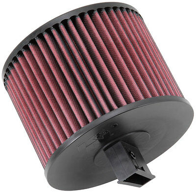 K&N Air Filter Element E-2022 (Performance Replacement Panel Air Filter)