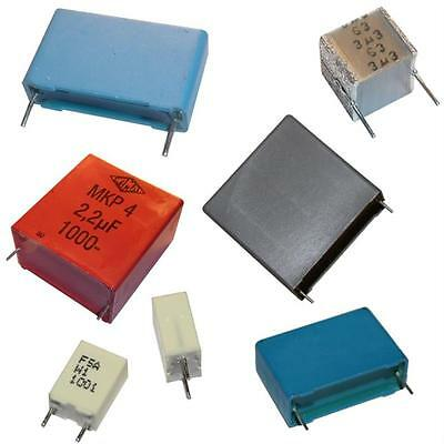 Film Capacitors MKT / MKP - Radial - different values
