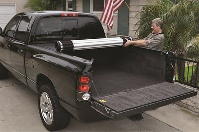 36203 Roll-X Ladeflächenrollo Dodge RAM ab 2002 Hard Rolling Tonneau Cover