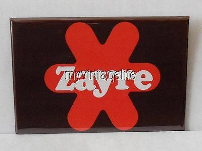 "VINTAGE ZAYRE DEPARTMENT STORE  2"" x 3"" Fridge MAGNET art NOSTALGIC"
