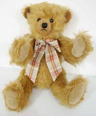 Deans Ragbook Limited Edition Musical Teddy Bear - Carnegie