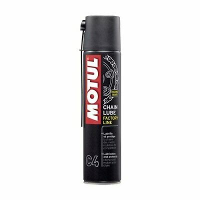 Grasso Spray per Catena Motul C4 Chain Lube Factory Line - 400 ml