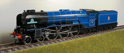 Accucraft S32-12B  A1 Tornado 4-6-2, BR Blue #60163 - Live Steam - NEW