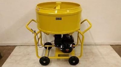 BullDog Mfg. Mortar Mixer Grout, Plaster Stucco Honda GX160 3.5 CF 26.5 Gallons