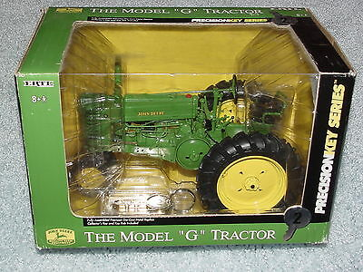 Ertl 1/16 John Deere Model G  Precision Key Series #2 Tractor Nib