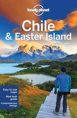 NEW Chile & Easter Island By Lonely Planet Travel Guide Paperback Free Shipping