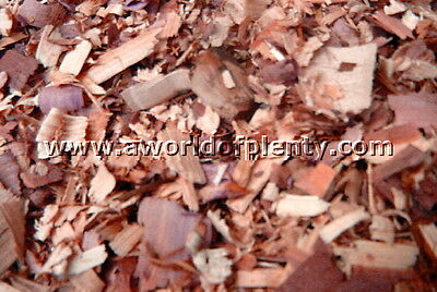 Cedar Wood Chips - Western Red Cedarwood - Pest Repellent Sachets - 12-6-4-2-1oz