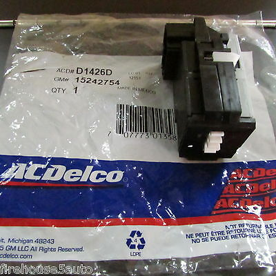 ACDelco #D1426D~Starter Ignition Switch~15242754