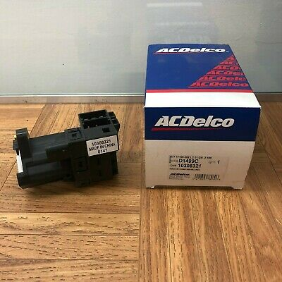 ACDelco D1499C Ignition Switch
