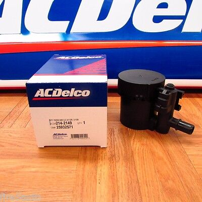 ACDelco 214-2149 Vapor Canister Purge Valve-Evap