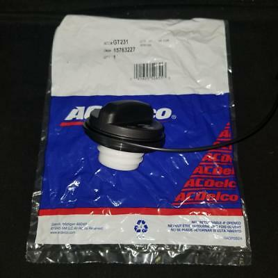 ACDelco GT231 Gas Cap with Teather Strap GM 15763227