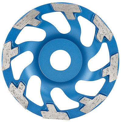 Diamond cutting disk 115 x 22,23 DST Blue Speed,for concrete,Natural stone,