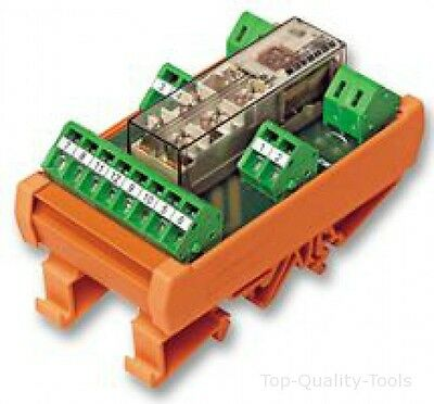 RELAY, SAFETY MODULE, 24VDC Part # TE CONNECTIVITY / SCHRACK SR6ZA024