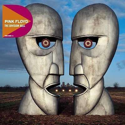 The Division Bell (remastered) - Pink Floyd CD EMI MKTG
