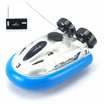 Mini I/R RC Remote Control Sport Hovercraft Hover Boat Ready-to-Run Toy Gift
