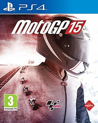Moto GP 15 (Guida / Racing / Motociclismo 2015) PS4 Playstation 4 IT IMPORT