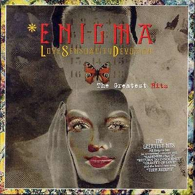 Enigma - Love Sensuality Devotion - The  Greatest Hits CD VIRGIN