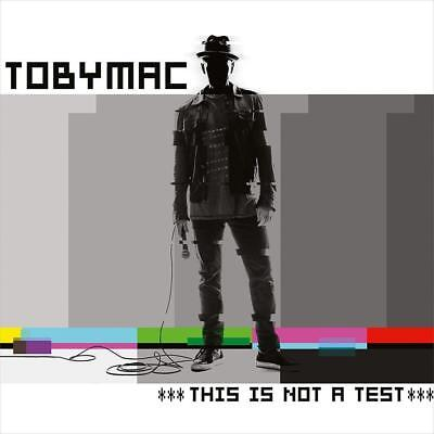 TobyMac This Is Not A Test CD