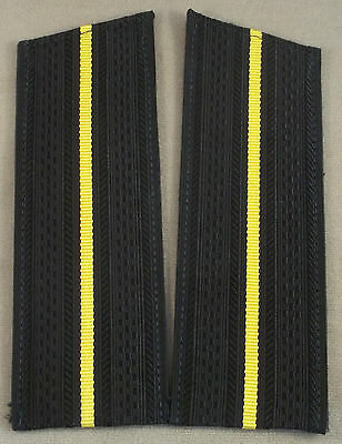 Soviet - Russian Military Junior Officer Shoulder Boards NOS 1990 Size 17
