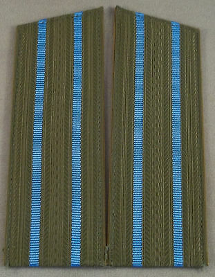Soviet - Russian Military Senior Officer Shoulder Boards NOS 1982 Size 17