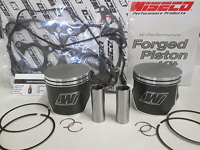 90.30mm 2-Stroke Piston Kit for Arctic Cat Snowmobile Wiseco SK1373