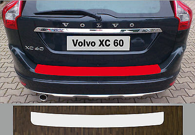 Paint protection film Boot edge protection clear Volvo XC 60, ab 2008
