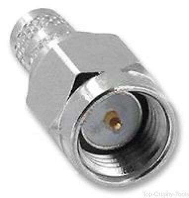 Amphenol Rf,901-9876-Rfx,connector, Qma, Rf Coaxial, Crimp