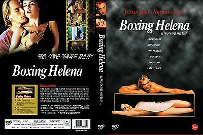 Boxing Helena,1993 (DVD,All,Sealed,New) Julian Sands