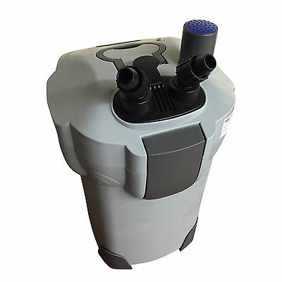 1000l/h 1400l/h 2000l/h Aquarium Fish Tank External Canister Filter Optional UV