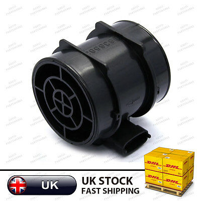 New Mass Air Flow Meter Sensor For Opel Astra G Coupe 1.8I Corsa 5WK9606 5WK9641