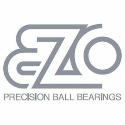 EZO 608-2RS (608-2RSC3-P6) Deep Groove Ball Bearing Two contact seal 8x22x7