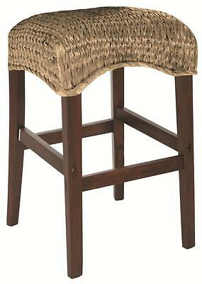 Westbrook Woven Natural Backless Bar Stool by Coaster 101099 - Set of 2