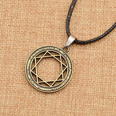 Japan Anime Magi The Labyrinth Of Magic Magi's Pendant Metal Necklace Bronze