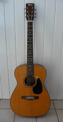 Guitare Folk Vintage MAYA  F-301    Made In Japan