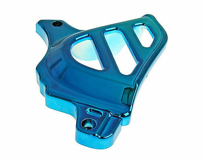 CPI SX50 Supercross Front Sprocket Cover Blue