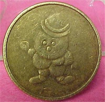 Car Wash Token-Soapy's = 6064C