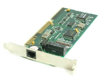 Askey TAS100H-N ISA Modem Fax Controller Adapter Interface Card Card 88924692