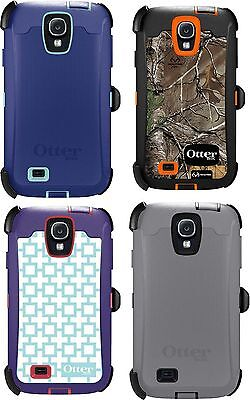 Brand New!! Otterbox Defender Series Case For Samsung Galaxy S4 - With Belt Clip