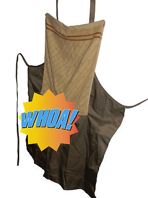 Head Chef Penis Prank Apron - Father's Day Gag Gift! Hysterical Bbq Party Prank!