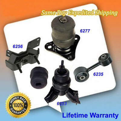 1992-1996 For Toyota Camry 2.2L Engine Motor &Trans. Mount Set 4PCS Auto M145