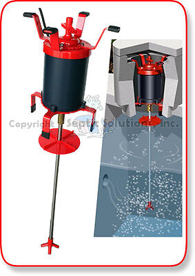 ULTRA-AIR SEPTIC TANK SHAFT AERATOR - Comparable Replacement for JET Aerator