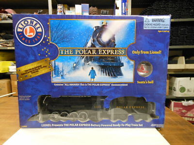 Lionel G Scale The Polar Express Train Set 7-11803
