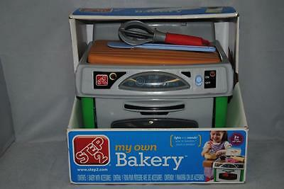Step 2 My Own Bakery New year 2+