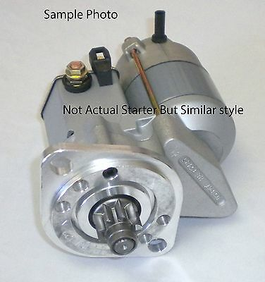 AMC / International Mini Super High Torque Starter 3.3L 199, 3.8L 232,  L6