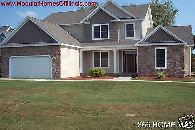 New Two Story Modular Home-2578 Sf.