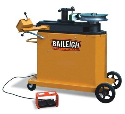 "Baileigh Programmable Pipe And Tubing Bender 2"" - 3"" Mild Steel - New!"