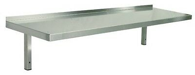 Stainless Steel Shelves 250 Deep Sizes From 300 To 1940