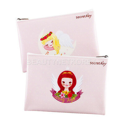 [SECRET KEY] Angel Pouch / Storage for various items / Cosmetic pouch